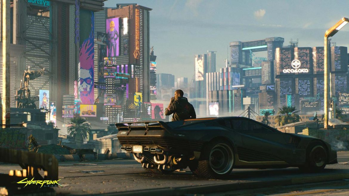 Here's the Specifications of the PC that Ran Cyberpunk 2077 at E3