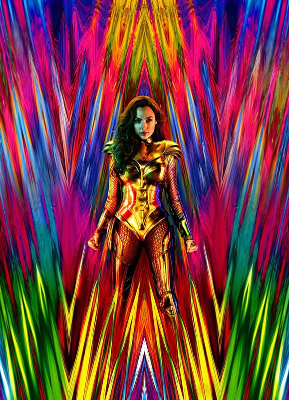Patty Jenkins Releases the First Poster of Wonder Woman 1984