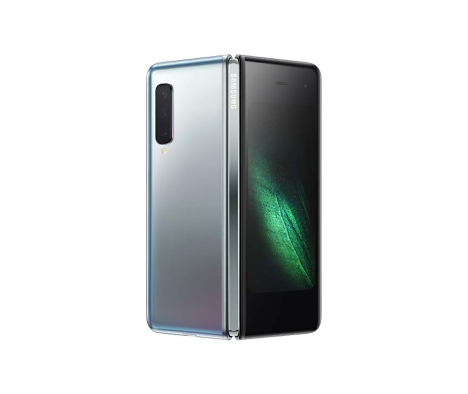 Samsung Might Launch Galaxy Fold in July. Image: Samsung