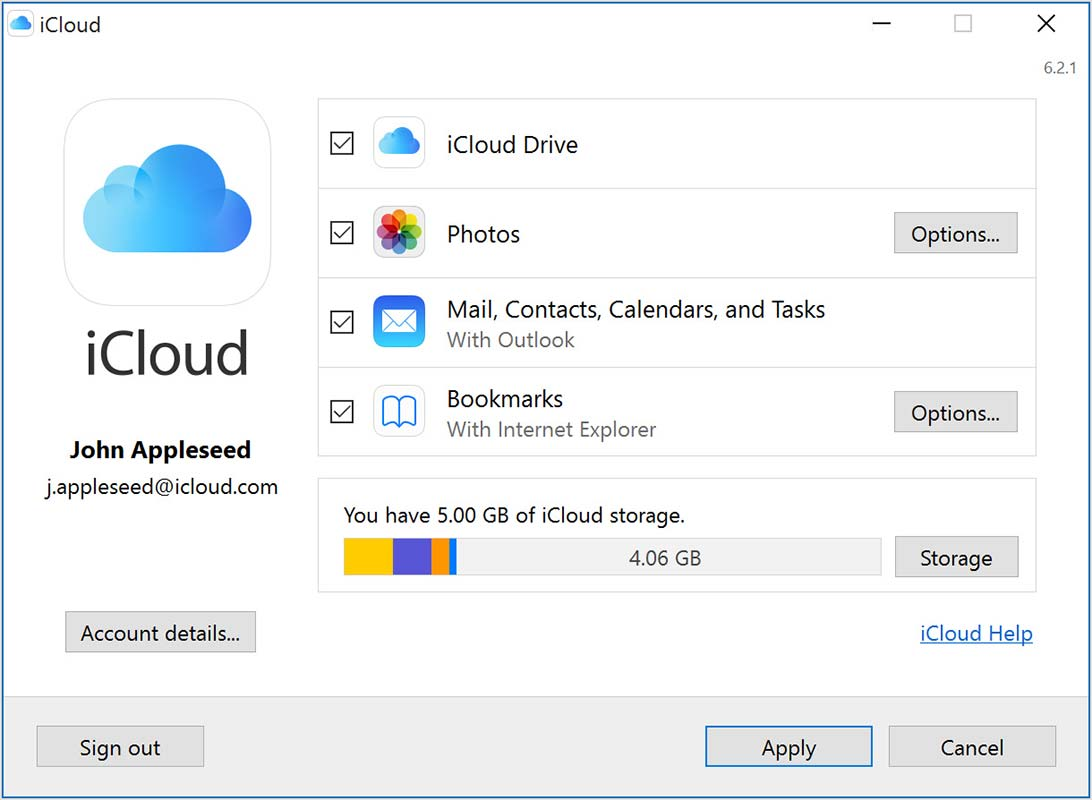 iCloud Finally Makes Its Way to Windows Store
