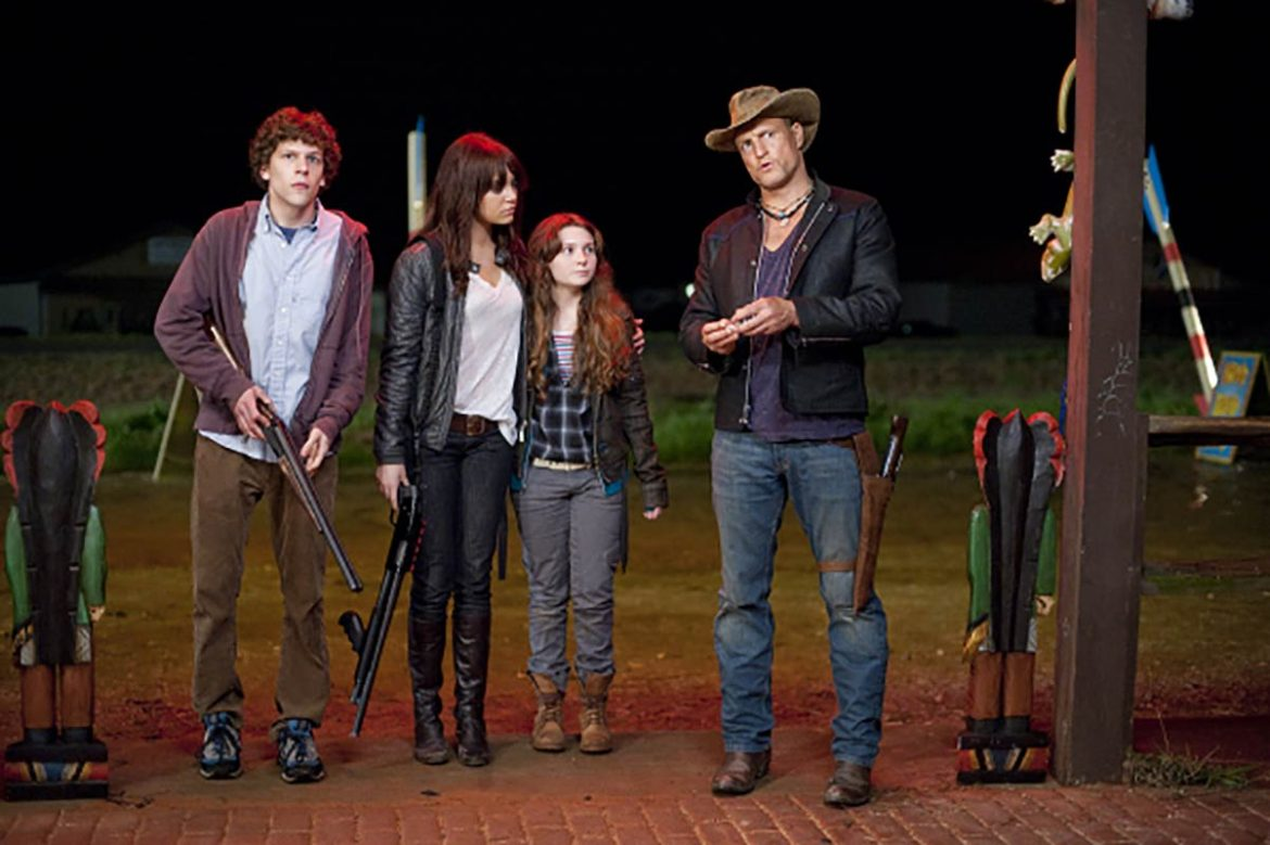 Zombieland Gets 4K Release for 10th Anniversary